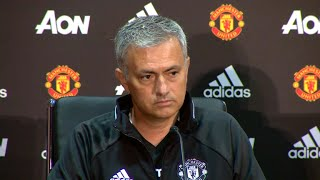 Mourinho Hull City PreMatch Press Conference  Subcribe
