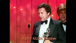 """George Jones Wins Song Of The Year For """"He Stopped Loving Her Today"""" - ACM Awards 1981"""