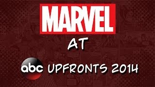 Marvel at the 2014 ABC Upfronts