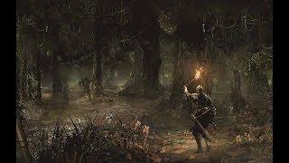 Dark Souls II - приключение Алебардиста