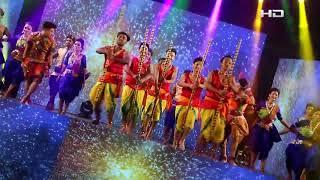 Sa.Tv Eid Dance Show....  Artist : Shamim & Iccha.... Choreographer : M.R.Wasek