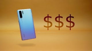 The BEST Time to Buy a Huawei Phone Could Be Now! Huawei Banned