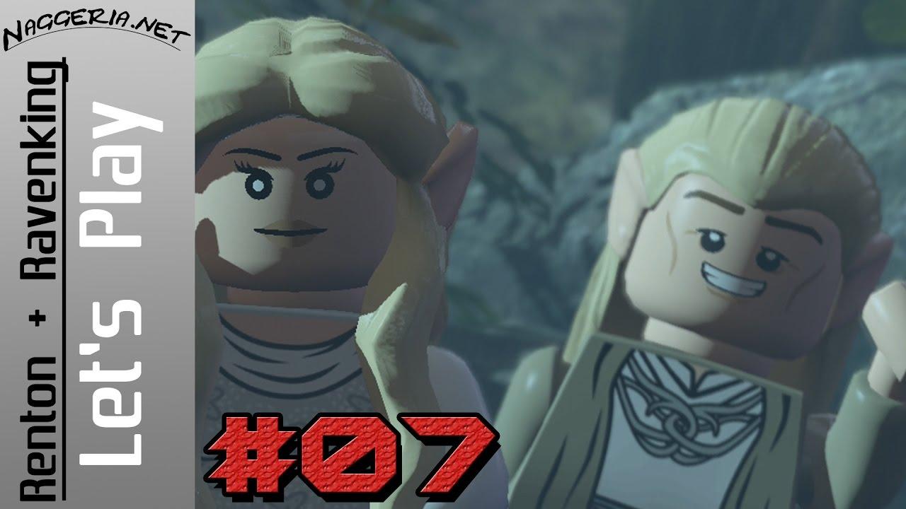 LEGO: Der Herr der Ringe – 07 – DU kannst NICHT vorBEEI