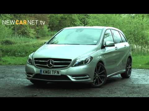 Mercedes-Benz B-Class : Car Review
