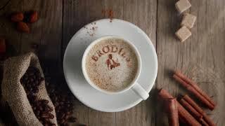 عمل فيديو مميز لشعار قهوتك الخاصة  create a unique coffee video intro