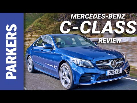Mercedes-Benz C-Class Saloon Review Video