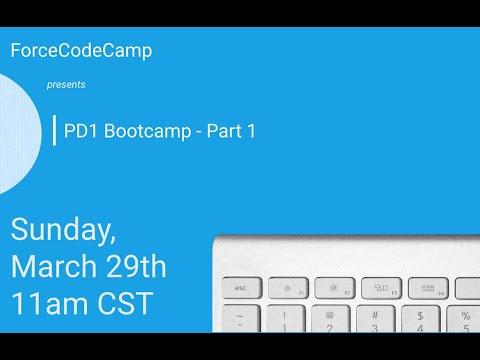 Salesforce Platform Developer Certification Bootcamp - Part 1, Salesforce Fundamentals