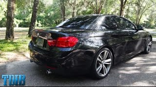 BMW 435i Review!-It's Almost Too Good?