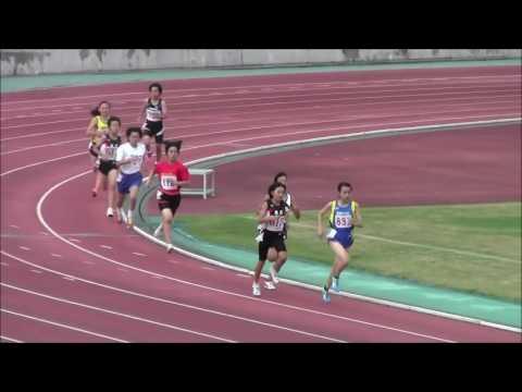 170723 日立市民陸上 中学女子800m決勝