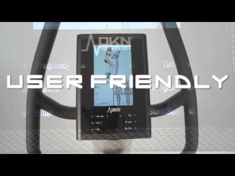 DKN Xg-10 Pro Vibration Trainer - Video Presentation
