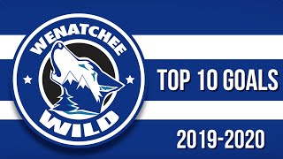 Top 10 Wenatchee Wild Goals of 2019-20