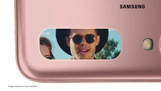 Samsung Merece la pena? | Galaxy ZFlip 5G Pantalla delantera anuncio