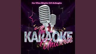 Terror Jungle (Karaoke Version) (In the Style of Adagio)