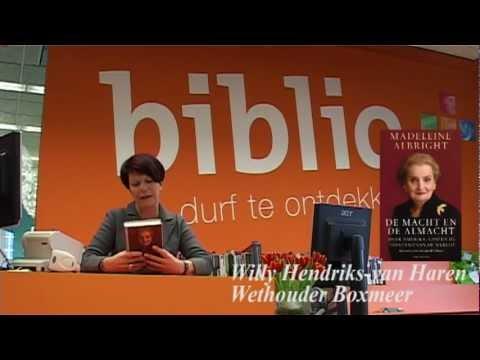 Favoriete boek - Wethouder Willy Hendriks