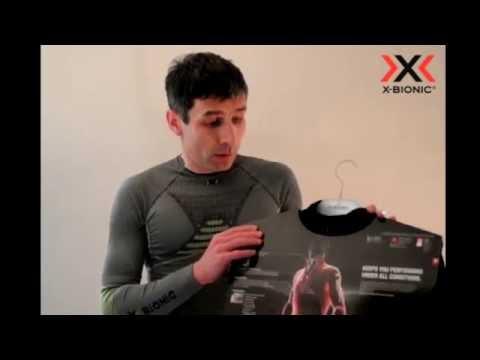 Пуловер X-Bionic® Running Humdinger - дело тонкое, но тёплое!