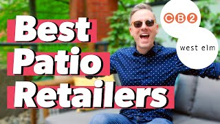 Best Places To Buy Patio Furniture For Summer 2020 | Your Outdoor Furniture Buying Guide!