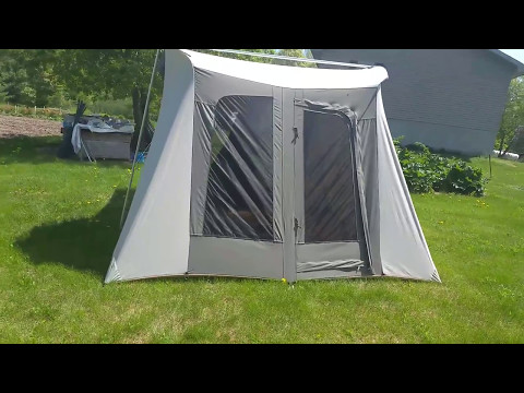 Kodiak canvas tent review