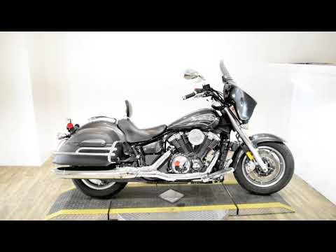 2012 Yamaha V Star 1300 Tourer in Wauconda, Illinois - Video 1