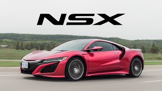 2018 Acura NSX Review - The Best Everyday Supercar