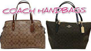 Top 10 Coach Handbags