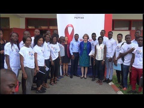 <a href='https://www.akody.com/sante/news/ambassade-des-etats-unis-conference-de-lancement-de-la-commemoration-de-la-journee-mondiale-de-lutte-contre-le-sida-319025'>Ambassade des Etats-Unis: Conf&eacute;rence de lancement de la comm&eacute;moration de la Journ&eacute;e Mondiale de Lutte contre le SIDA</a>