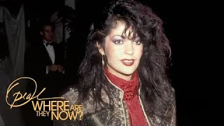 Apollonia's First Ride in Prince's Purple Limousine | Where Are They Now | Oprah Winfrey Network