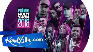 Vídeoclipe - LIVE do Prêmio Multishow no Canal KondZilla