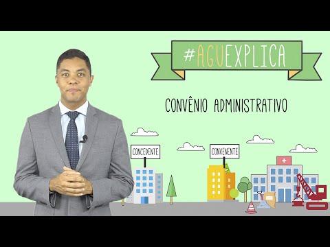 AGU Explica – Convênio Administrativo