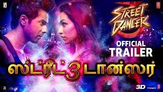 Official Trailer : Street Dancer 3D (Tamil) | Varun D,Shraddha K,Nora F,Remo D,Prabhu D| Bhushan K