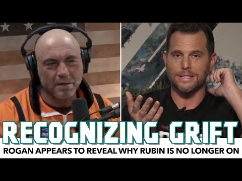 Joe Rogan Appears To Reveal Why Dave Rubin Is No Longer Invited