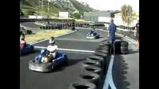 preview picture of video 'KARTING LE ROVE.wmv'