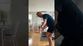 Padel forehand och backhand teknik