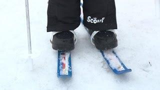 В воскресенье около тысячи любителей спорта разных возрастов стали участниками «Лыжни России»