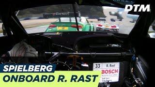 DTM Spielberg 2018 - René Rast (Audi RS5 DTM) - RE-LIVE Onboard (Race 1)