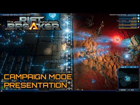 Campaign Overview de The Riftbreaker