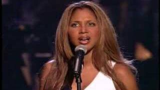 Unbreak My Heart   Toni Braxton   Live