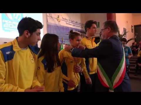 Preview video PIOMBINO CITTA´ DELLO SPORT PREMIAZIONE ATLETI 2017 - PIOMBINO 16-12-2017