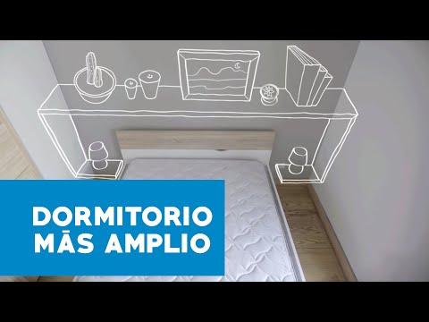 ¿Cómo planificar un dormitorio?