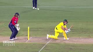 Australia v England - Women's Ashes, third T20