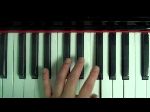 How to Play F# Major Scale on piano