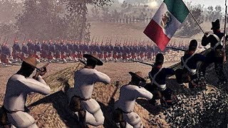 LA BATALLA DEL 5 DE MAYO | PUEBLA | Men Of War Gameplay En Español | Aguacate!