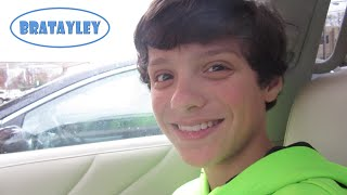 Caleb Gets His Braces OFF! (WK 222.7) | Bratayley