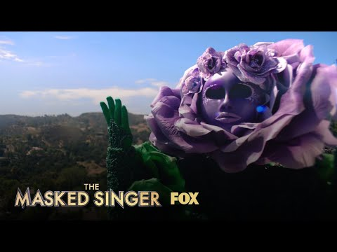 The Clues: Flower   Season 2 Ep. 8   THE MASKED SINGER