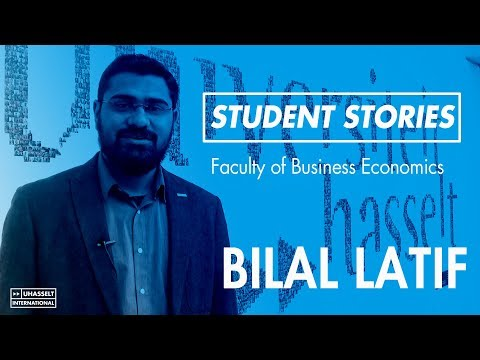 Master of Management - student story - Bilal Latif