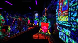 Putting Edge Glow-In-The-Dark Mini Golf & Arcades