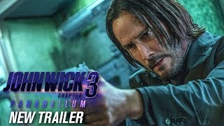 Trailer of John Wick: Chapter 3 – Parabellum (2019)