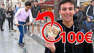 J'OFFRE 100€ À CELUI QUI RÉUSSIT LE TAILWHIP!