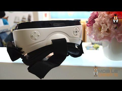 esense VR3: Standalone VR-Headset mit Android [Deutsch - German]