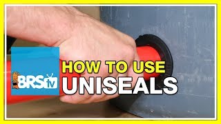 How To Properly Install a Uniseal - BRStv How-To