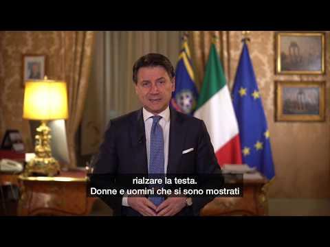 Comunicazioni del Presidente Conte - 4 marzo 2020